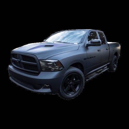 Dodge RAM 1500 Color Change Wrap