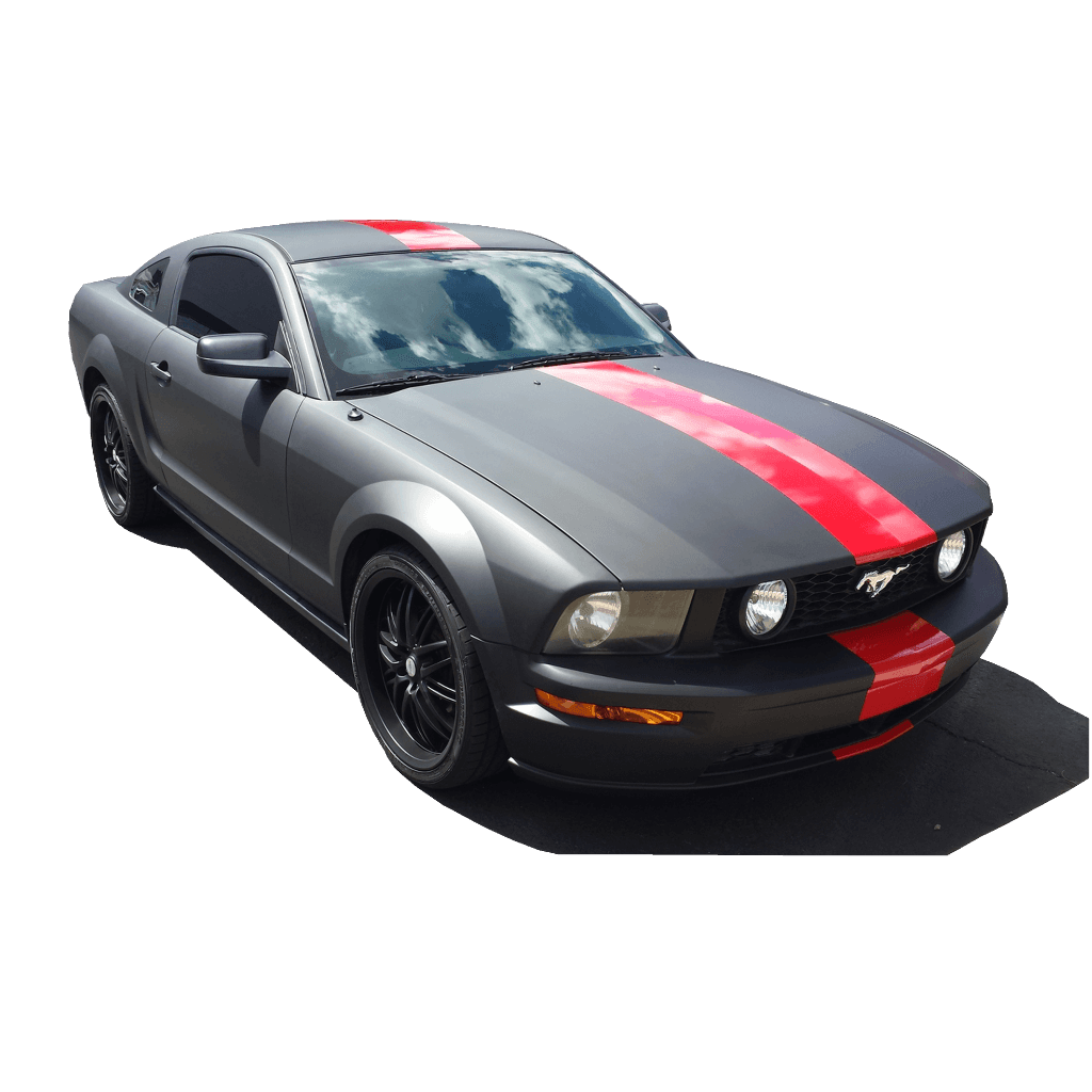Mustang GT Color Change