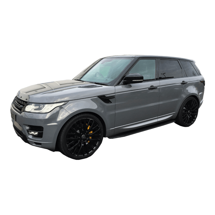 Range Rover Color Change Wrap
