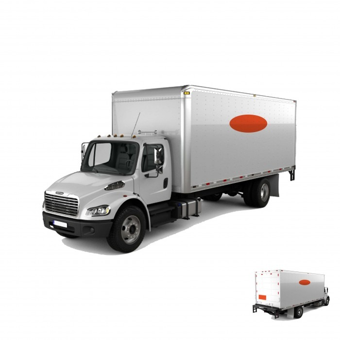 Truck Spot Graphic