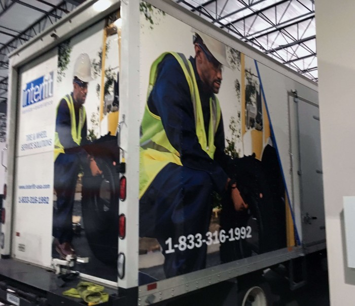 Box Truck Wraps Houston Graphics AtoZ