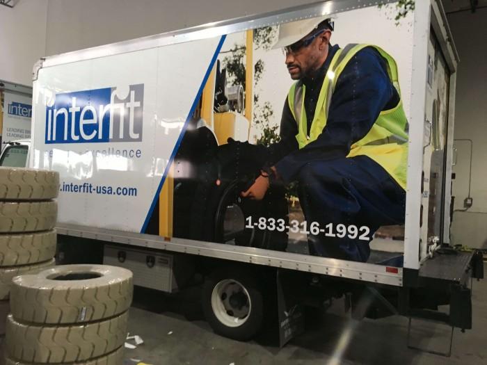 Box Truck Wraps Houston Graphics AtoZ Graphics