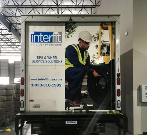 Box Truck Wraps Houston Graphics AtoZ Half Wrap