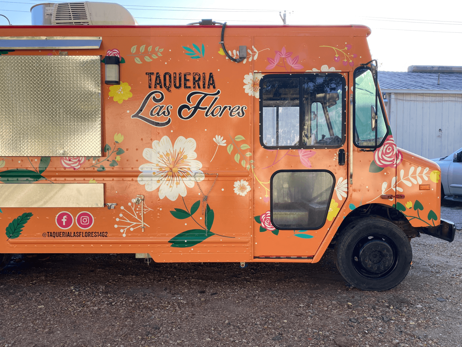 Food Truck Wrap Houston Full Vehicle Wrap Front