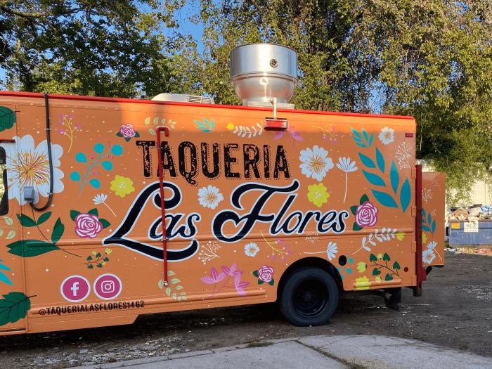 Food Truck Wrap Houston Graphics AtoZ
