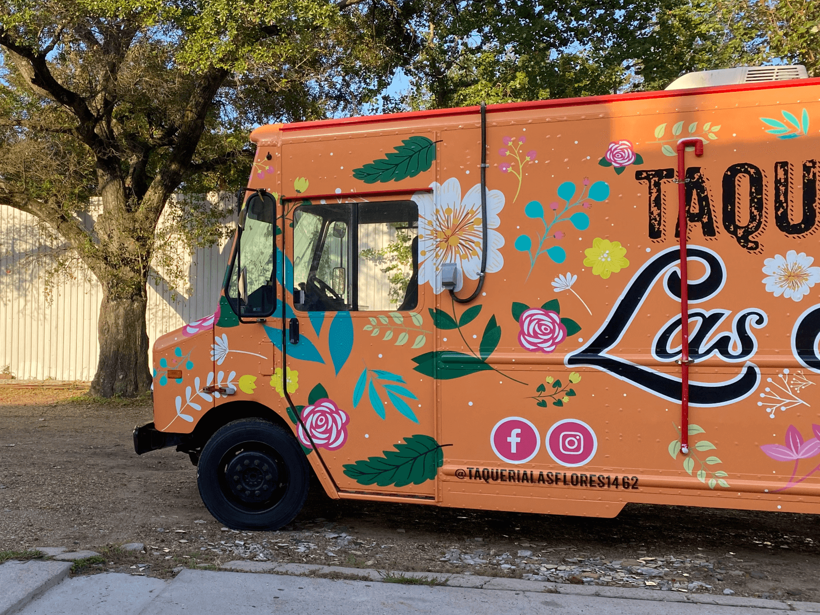 Food Truck Wrap Houston